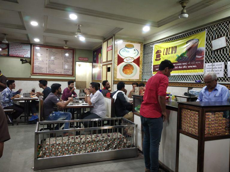 Kabristan mai cafe-'Lucky restaurant in Ahmedabad'