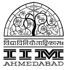 Official Logo of IIM Ahmedabad