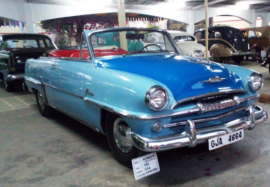 Dastan vintage car museum