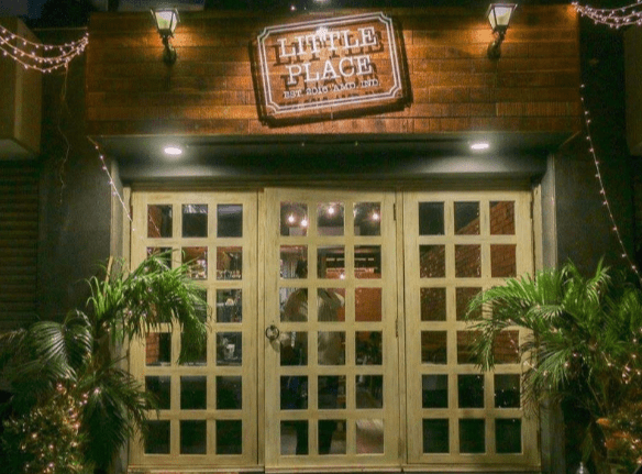 Cafe Little Place