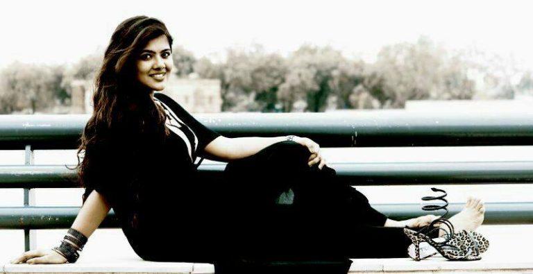 Shaili Shah, a real life Rockstar