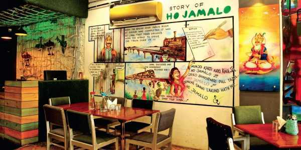 Hojamola-sindhi restaurant