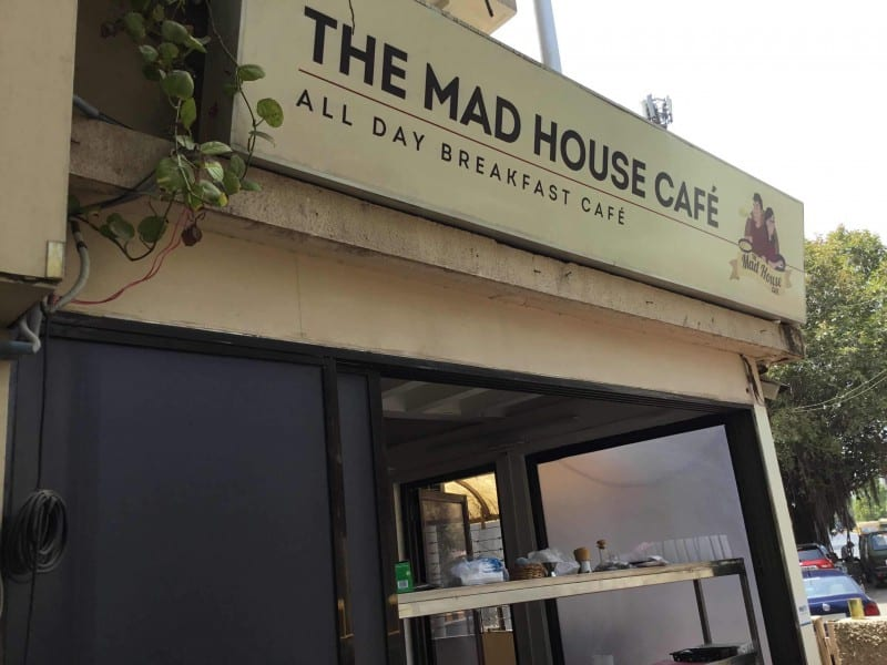 The Mad House Cafe