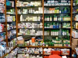 24 hour open medical store
