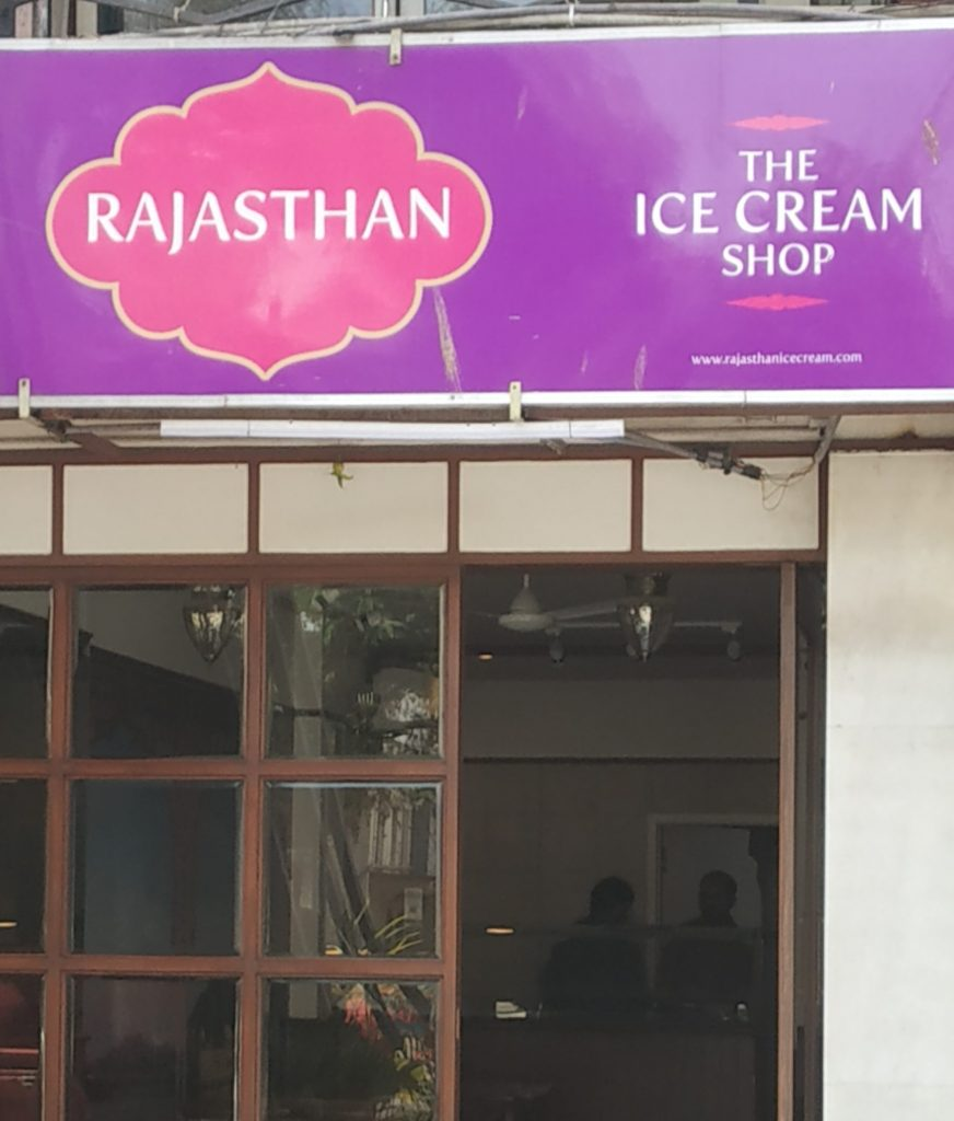 Rajasthan IceCream Shop