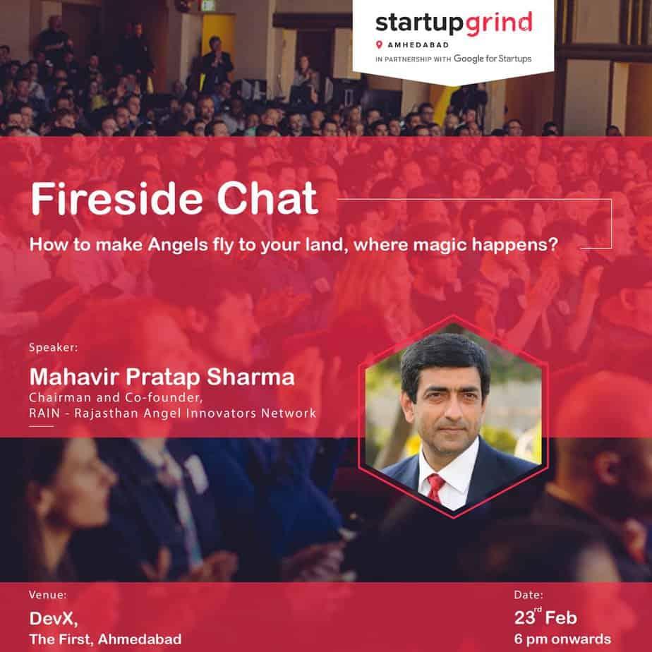Startup Grind- Ahmedabad first chapter by DevX - Ashaval com