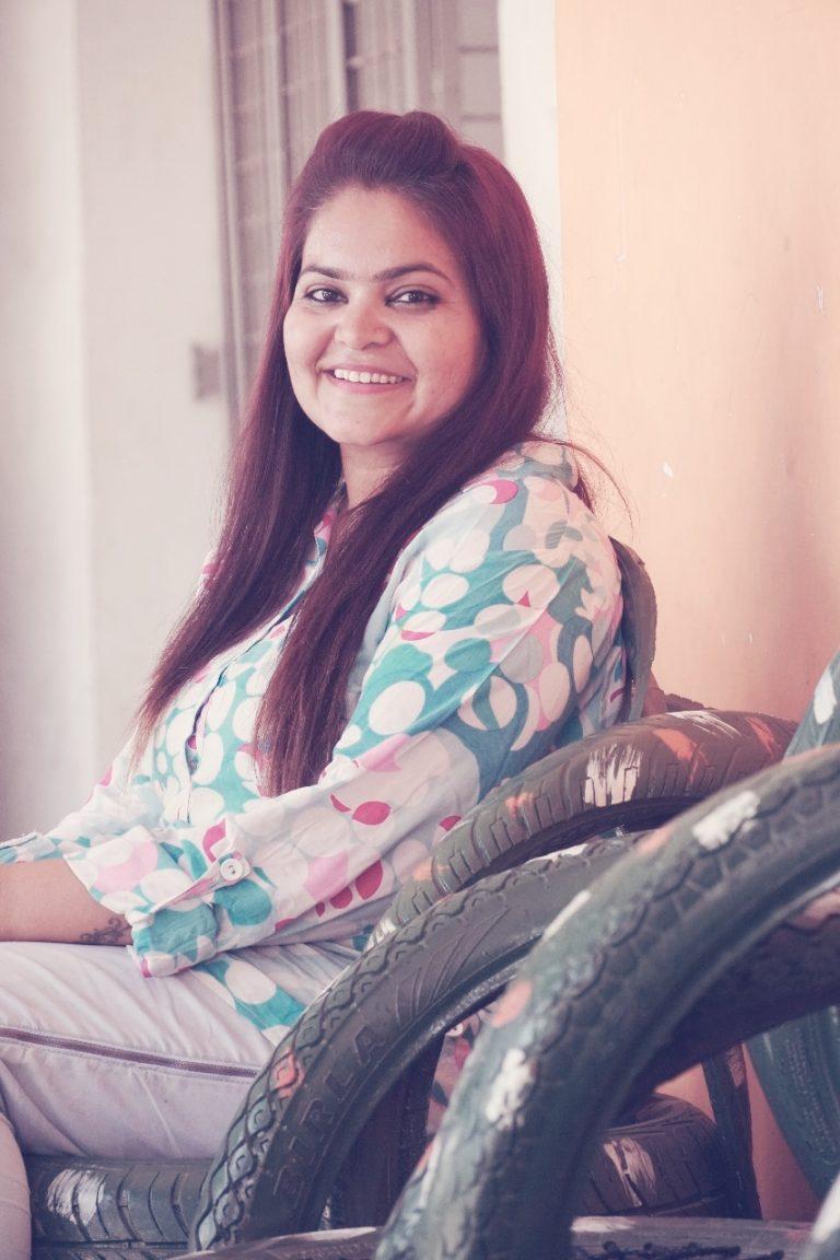 Anuya Trivedi Bhargava the compassionate lady who creates recycled play station