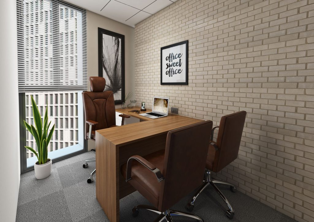 professional chalet at paragraph coworking space