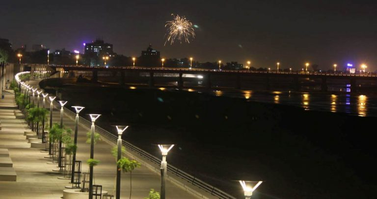 Sabarmati Riverfront Ahmedabad: Information, Events and Much More