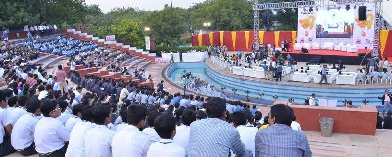 Amphitheater (Open Air Auditorium), Science City, Ahmedabad