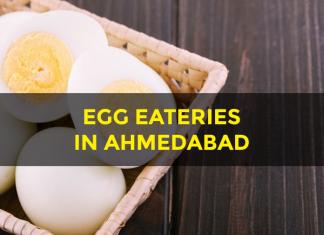 Egg Restaurants in Ahmedabad