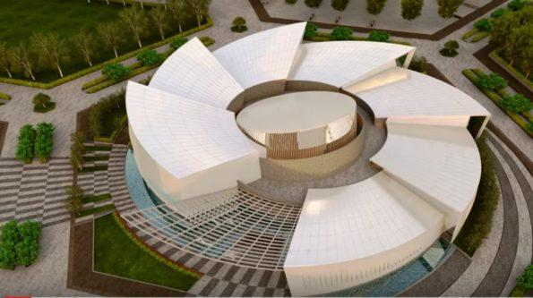 View of Ahmedabad Aquatics Gallery, Science City, Ahmedabad