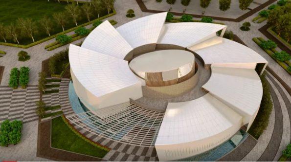 View of Ahmedabad Aquatics Gallery, Science City, Ahmedabad