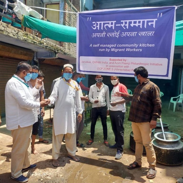 No hungry stomachs in Ahmedabad: How NGOs and Communities are helping needy people against COVID-19 in the city.