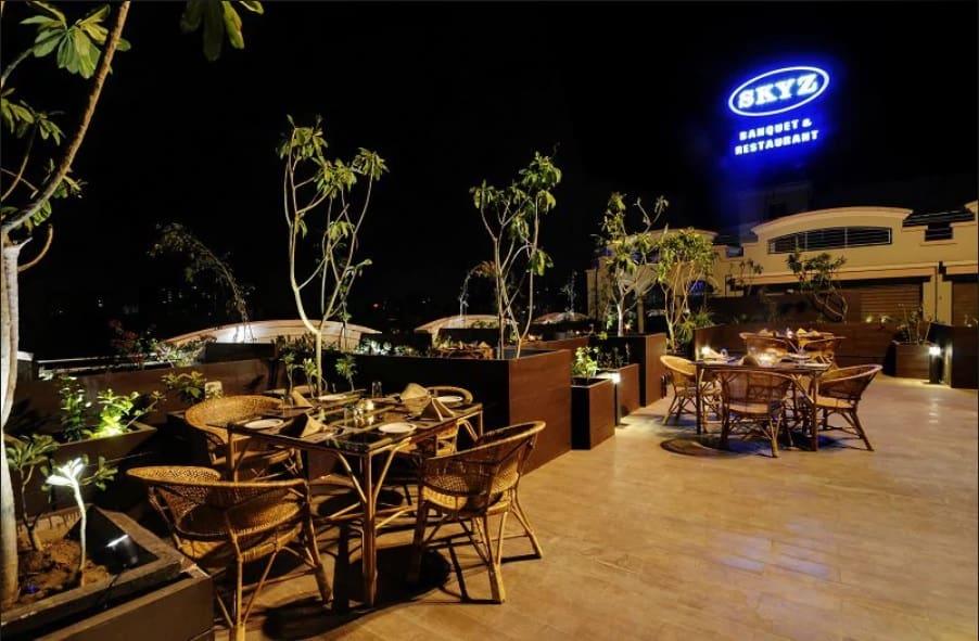SKYZ Restaurant and Banquet