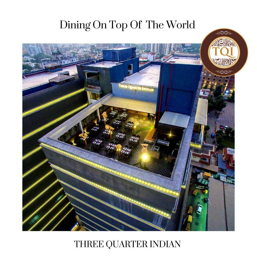 Three Quarter Indian