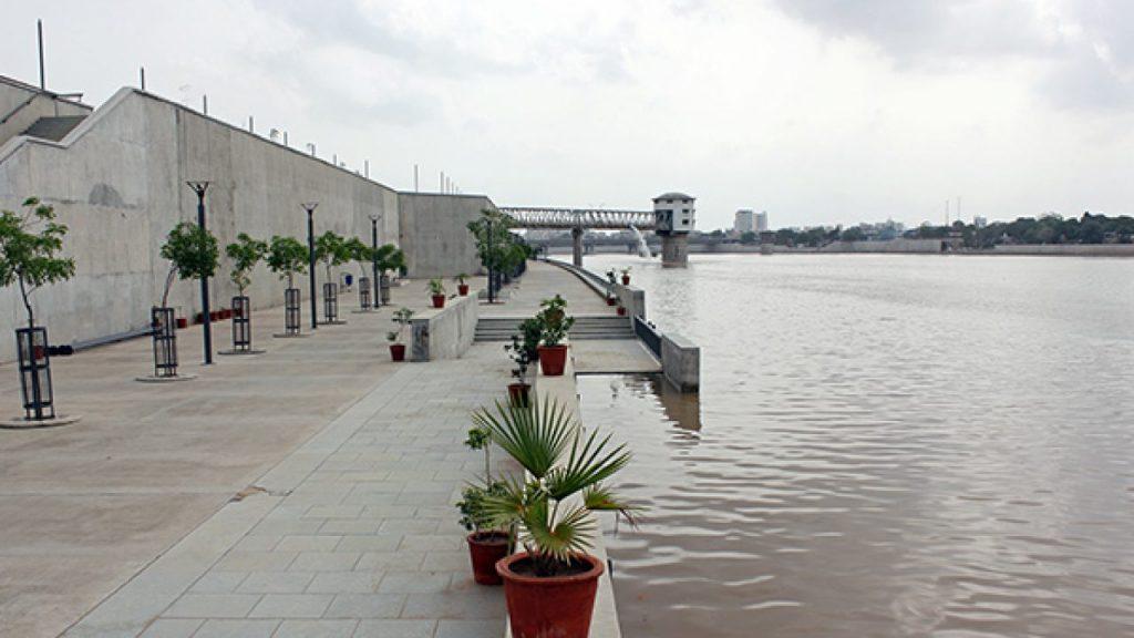 Sabarmati Riverfront Ahmedabad