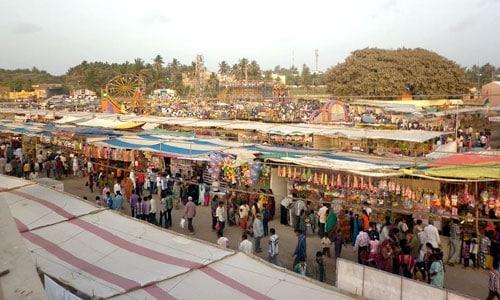 Madhavpur Beach Fair