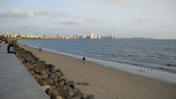 Porbandar beach
