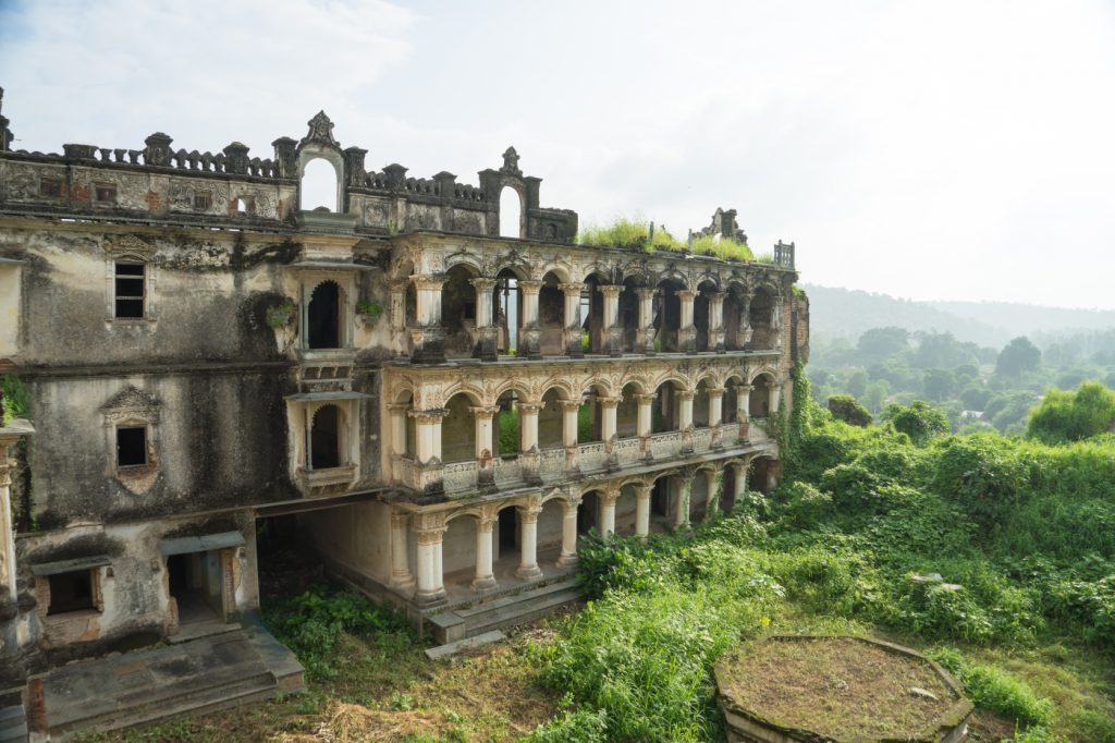 Shri Joraver Vilas, Santrampur